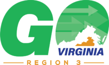 GO Virginia Region 3 Logo
